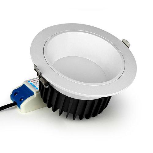 Milight / MiBoxer 18 Watt Anti-Glare RGB+CCT LED Downlight FUT072
