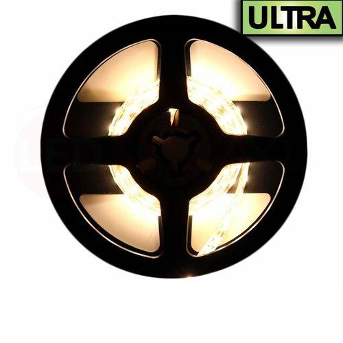 24V LED Strip Warm Wit 1 Meter 120 LED per meter  - Ultra