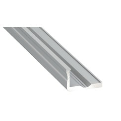 Opbouw profiel 2 meter voor indirecte verlichting
