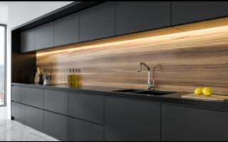Ledstrips voor keukenkasten