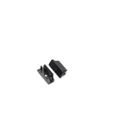 TOPMET Surface14 Einddop Zwart GEN1