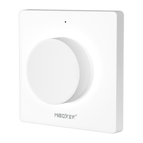 Milight / MiBoxer 2.4Ghz Draadloos Wandpaneel Voor Zone Controllers, Lampen en TRIAC Controllers