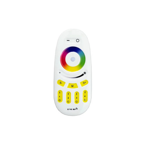 Milight / MiBoxer Losse full touch afstandsbediening voor 4-zone RGB(W) ledstrips en lampen