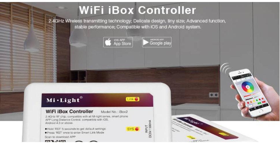 Mi-Light WIFI Module installeren