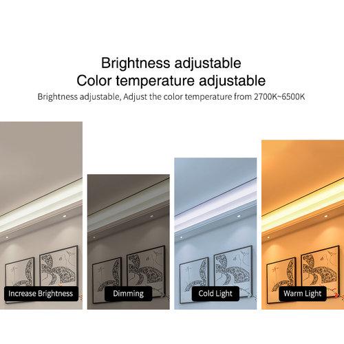 Milight / MiBoxer RGB+CCT LEDStrip Zone Controller Slimline