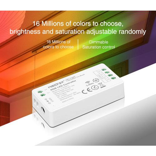 Milight / MiBoxer RGB LEDStrip Zone Controller Slimline