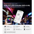 Milight / MiBoxer RGB+CCT LEDStrip Zone Controller WiFi + Bluetooth + 2.4 GHz