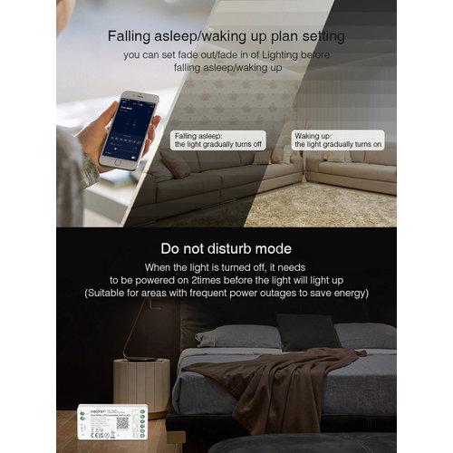 Milight / MiBoxer DualWhite LEDStrip Zone Controller WiFi + Bluetooth + 2.4 GHz