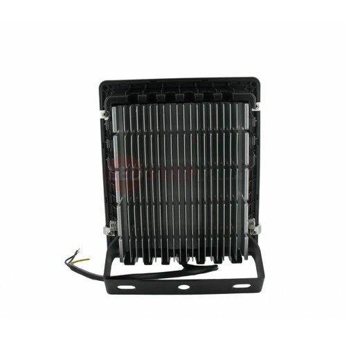 Design LED Bouwlamp Helder Wit 50 Watt