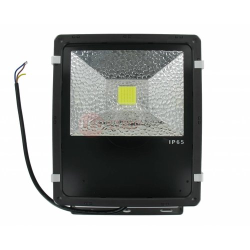 Design LED Bouwlamp Helder Wit 50 Watt