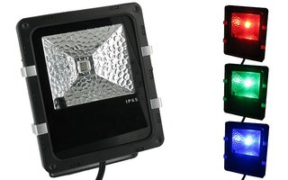 RGBW LED Bouwlamp