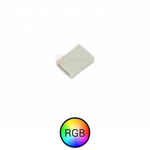 Verleng koppelstuk female female voor twee RGB LED strips