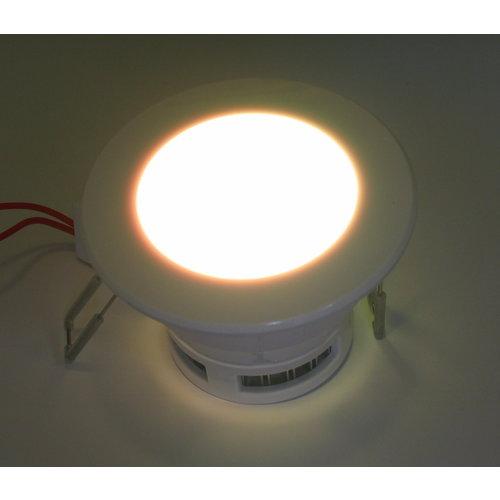 RGB 5 Watt LED Downlight met IR Afstandsbediening