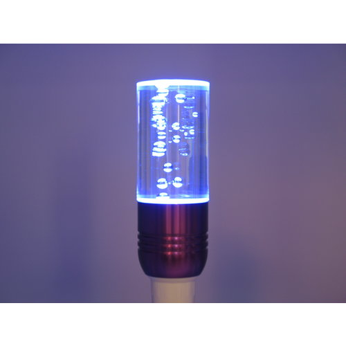 RGB 3 Watt Crystal LED Lamp GU10