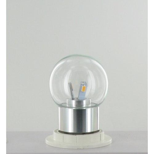LED Lamp 3 Watt E27 SMD5630 Dimbaar