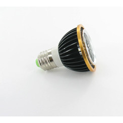 LED Spot Set E27 2x 5 Watt