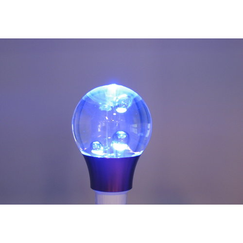 RGB 3 Watt LED 'bal' Lamp GU10