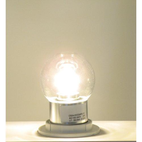 LED Lamp 3 Watt E27 SMD5630 Niet Dimbaar