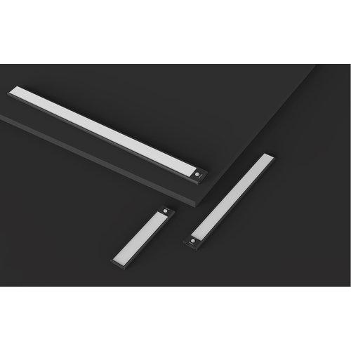 Yeelight Oplaadbare 60cm LED Kastverlichting met bewegingssensor Zwart