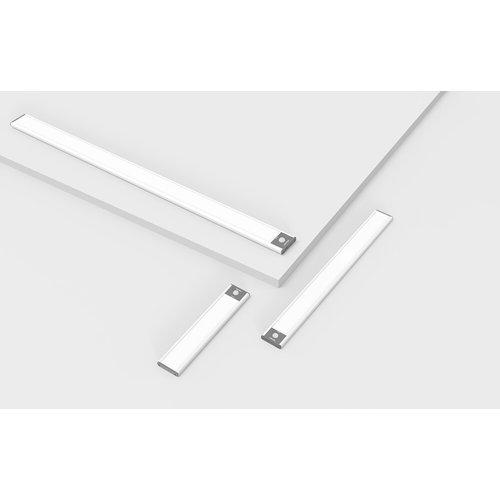 Yeelight Oplaadbare 60cm LED Kastverlichting met bewegingssensor Zilver