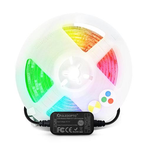 GLEDOPTO Zigbee PRO USB LEDStrip set RGB+CCT 2 meter IP65
