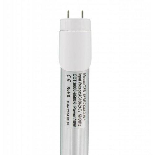 LED TL buis puur wit 120cm T8