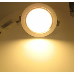 LED Downlight Warm Wit 9 Watt