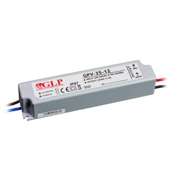 Waterdichte LED Voeding 12V 3A 35W