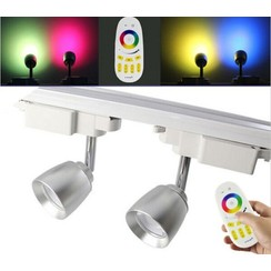 LED Railspot RGB+Warm Wit 7W