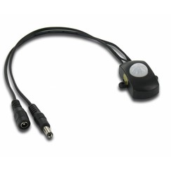 LEDStrip micro PIR bewegingssensor met aansluitingen
