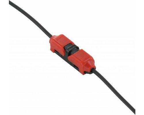 Kabel klem 1 aderig verbinden