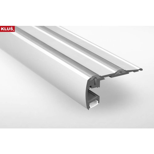 KLUŚ Design Aluminium Profiel voor Traptreden 'Step' 1 Meter