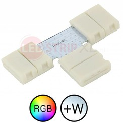 RGBW LED Strip koppelstuk T-splitsing