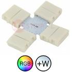 RGBW LEDStrip koppelstuk kruispunt