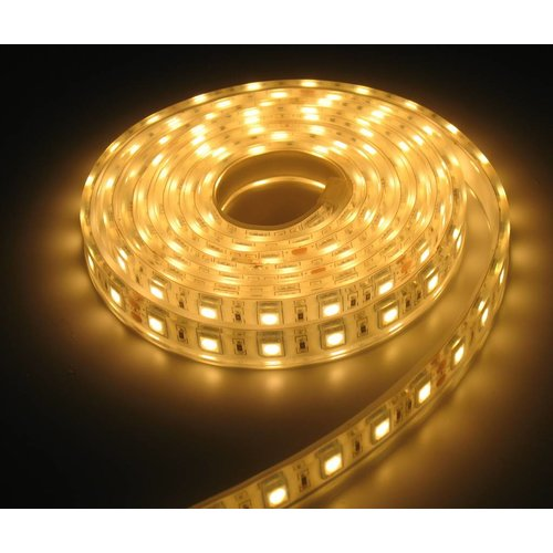 Aquarium LED Strip Extra Bright Warm Wit 100CM 24V