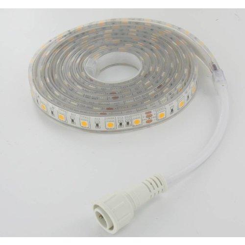 Aquarium LED Strip Extra Bright Warm Wit 120CM 24V