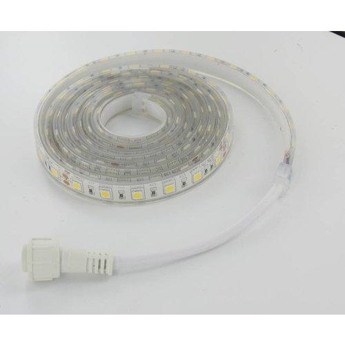Aquarium LED Strip Extra Bright Helder Wit 200CM 24V 6000K