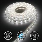 Aquarium LED Strip Extra Bright Helder Wit 120CM 6000K