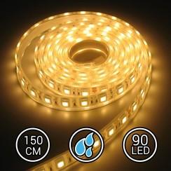 Aquarium LED Strip Extra Bright Warm Wit 150CM