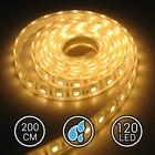 Aquarium LEDStrip Extra Bright Warm Wit 200CM