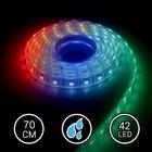 Aquarium LED Strip RGB 70CM Multi-Kleur