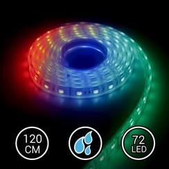 Aquarium LED Strip RGB 120CM Multi-Kleur