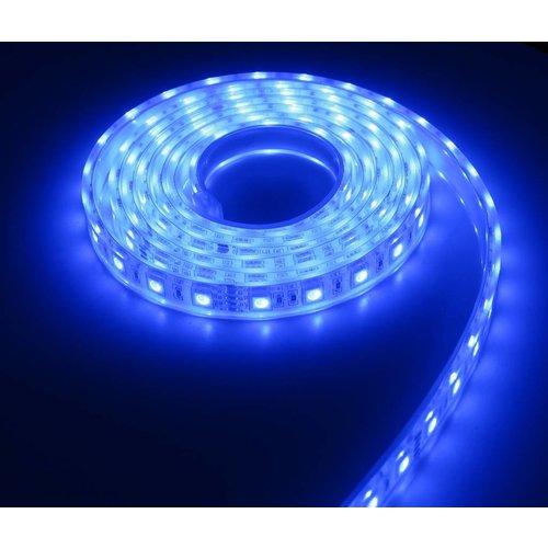 Aquarium LED Strip RGB 120CM Multi-Kleur 24V