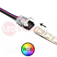 Klik Connector voor RGB LED Strips IP65