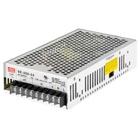 Mean Well LEDStrip Transformator 24 Volt 8.8 Ampère 200W