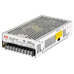 LED Transformator 24V 8.8 Ampère 200W