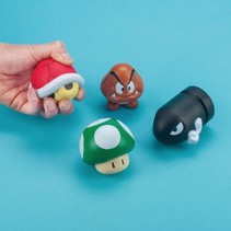 Super Mario 3D Stress Balls 8 cm Display (12)