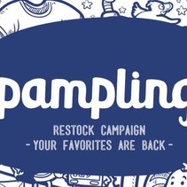 Restock Campaign 15% off Pampling