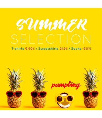PAMPLING Summer Sale Selection T-shirt