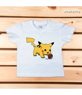 PAMPLING Picatchu BABY by Le.Duc